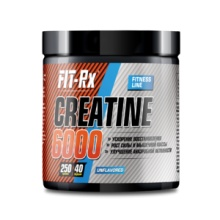 Креатин  FIT-Rx  Creatine 6000 250 гр.