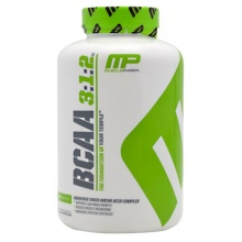 БЦАА MusclePharm 3:1:2 240капс