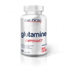 Глютамин Be First Glutamine Capsules 120 кап